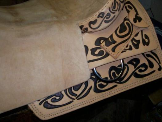 A Wendy Allen saddle