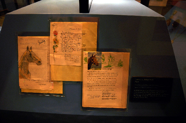 Letters from children to Wild Horse Annie