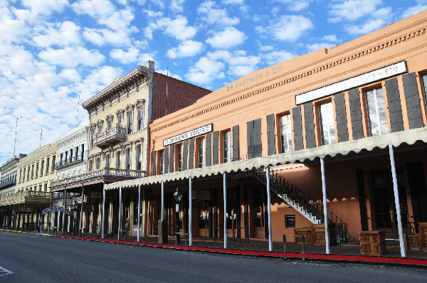 Old Sacramento California