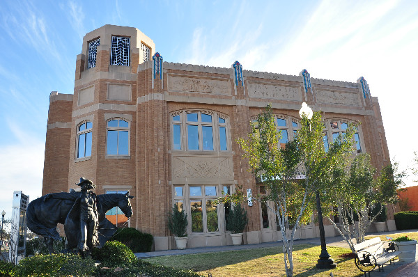 National Cowgirl Museum and Hall of Fame in Fort Worth, Texas
