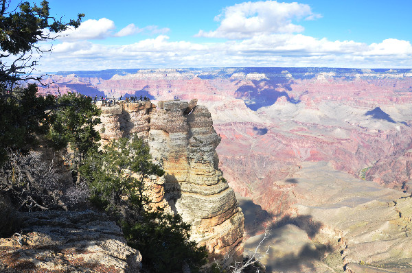 Teddy Roosevelt helped preserve the Grand Canyon