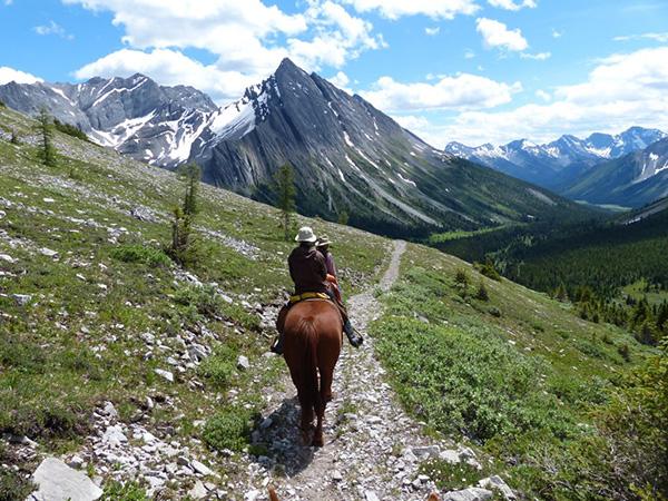 Allenby Pass, Banff National Park