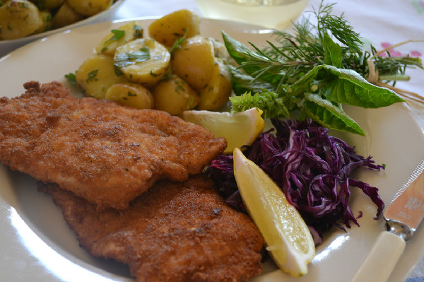 Dawn Harris Brown's Wiener Schnitzel