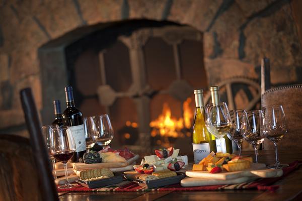 Brush Creek Ranch Wine and Cheese