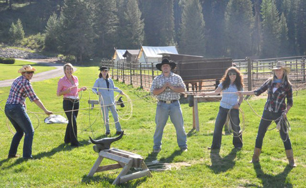 Cowgirl Up Week Bar W Guest Ranch