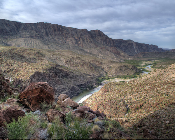 Big Bend Ranch State Park in Texas