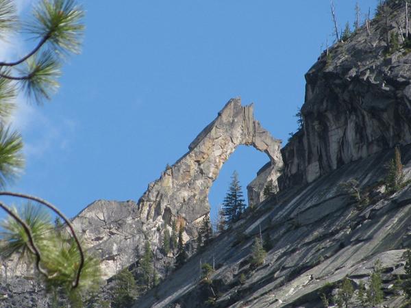 Blodgett Arch montana