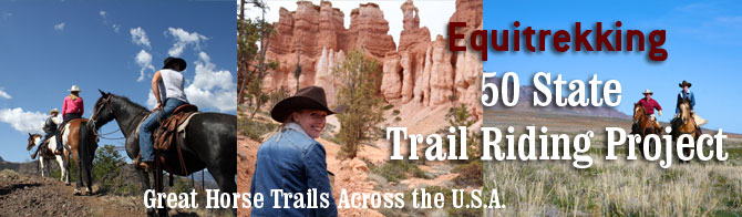 50 State Trail Riding Project