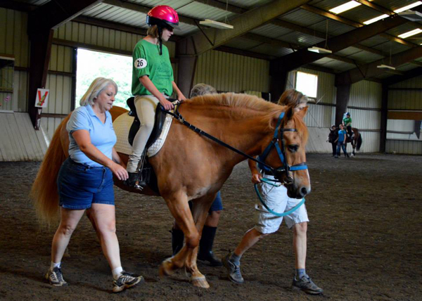 Champlain Adaptive Mounted Program Horse Show