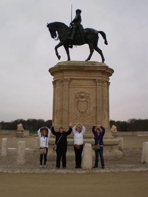 Ohio State University Equine Program Abroad