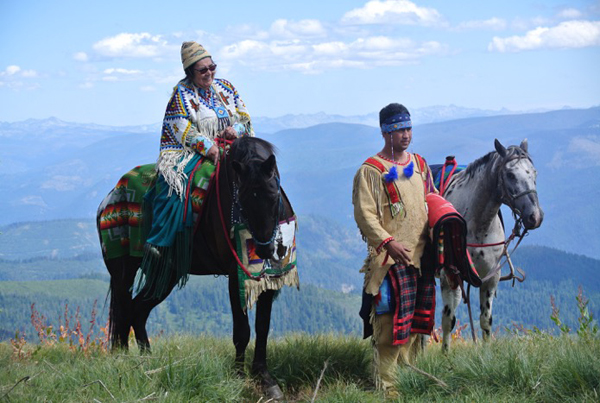 Nez Perce Chief Joseph Trail Ride