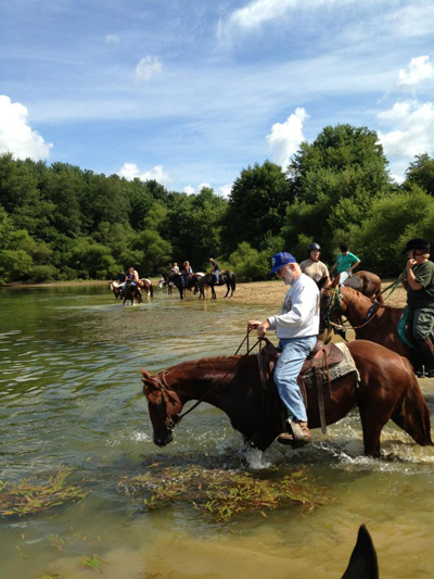 Codorus State Park Pennsylvania horseback riding trails