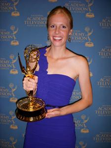 Darley Newman Daytime Emmy
