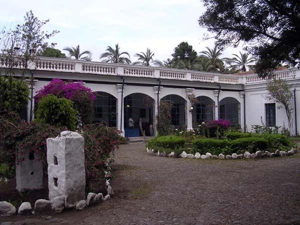 Ecuador hacienda