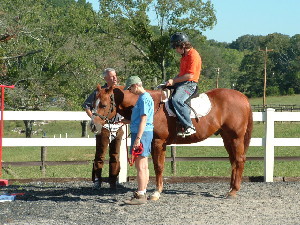 Shangri-la Therapeutic Academy of Riding (STAR), in Lenoir City, Tennessee