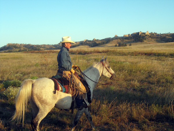 Fort Robinson Arabian Horse Association Trail Ride