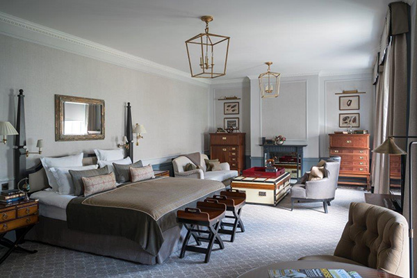 Gleneagles renovations bedrooms