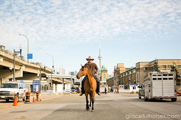 Guy McLean Royal Winter Fair Toronto