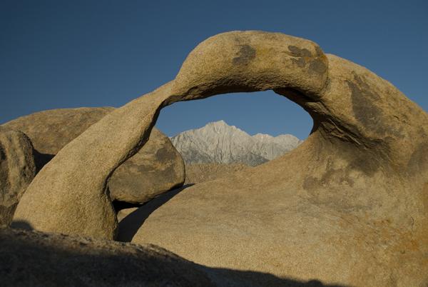 Mt Whitney thru Arch Rock, Alabama Hills