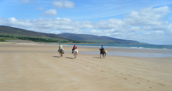Highlands Unbridled Beach Gallop