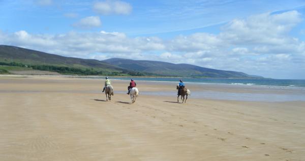 Highlands Unbridled Beach Gallop