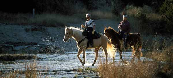 Hill Country State Natural Area horseback riding