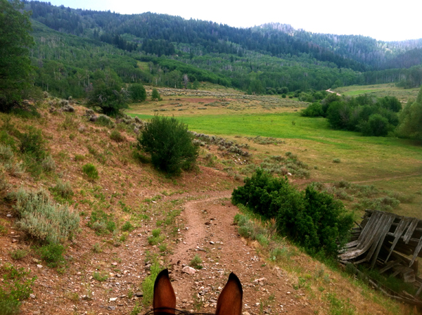 Home Ranch trail riding