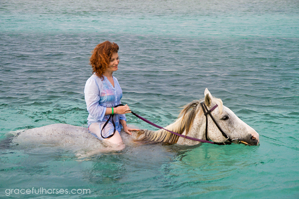 Horseback Riding In The Ocean Jamaica