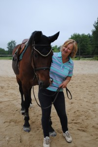 jackie harris france equestrian training vacations