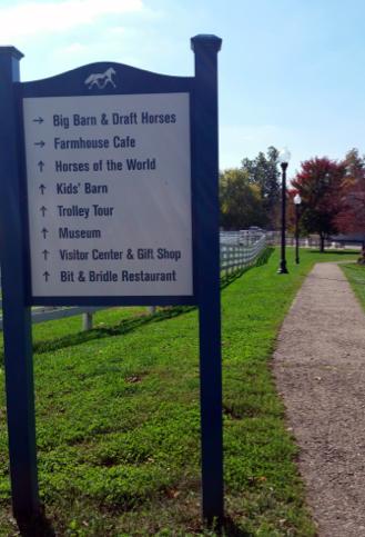 A Beginner's Guide to the Kentucky Horse Park | Equitrekking