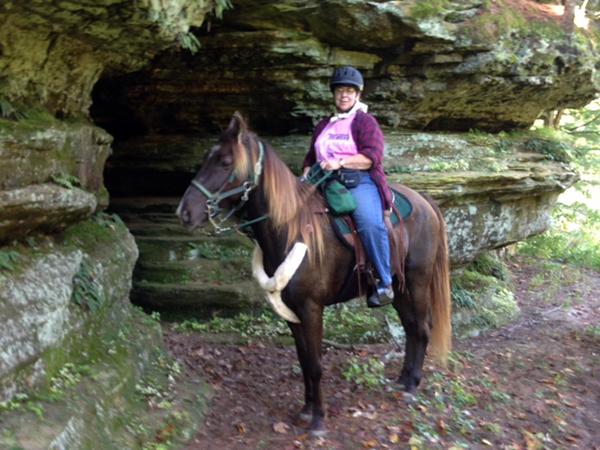 Kickapoo Valley Reserve Horse Riding