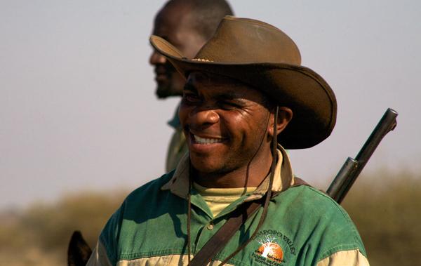 David at Limpopo