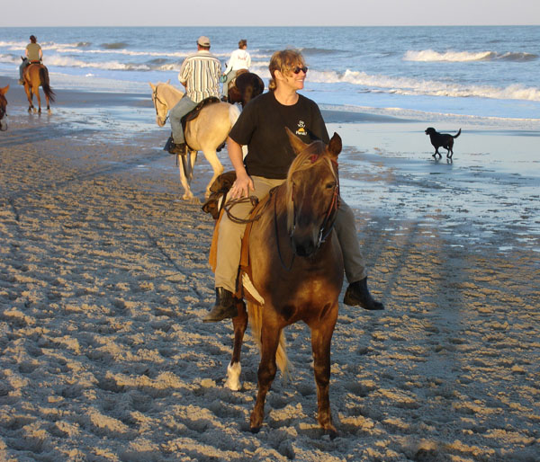 American Heart Ociation Myrtle Beach Horseback Ride