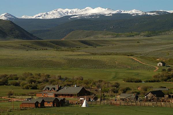 Lode at Laramie River Ranch Rahwa