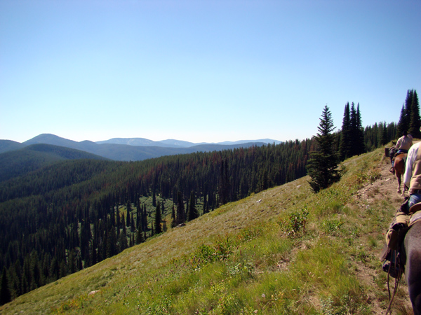 Lolo Trail, Lewis & Clark