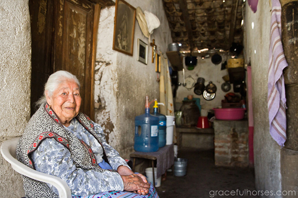 Mexican grandmother