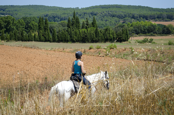 Catalonia Spain Mountains to Sea Horseback Riding