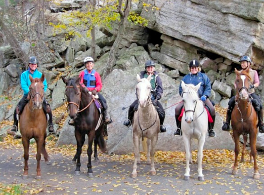 mohonk preserve trails for horses new york riding