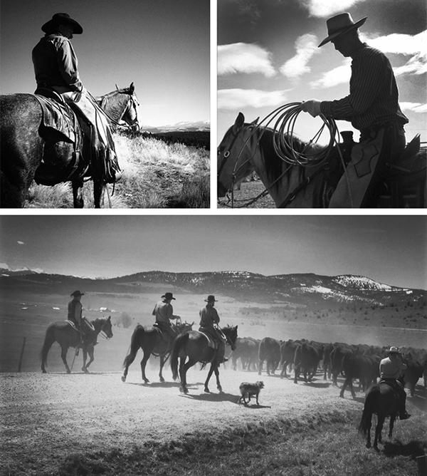 Montana cowboys at The Ranch at Rock Creek
