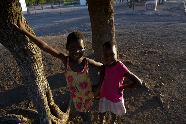 Motlhabaneng Village Kids