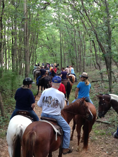 Codorus State Park Pennsylvania horseback riding trails PA rangers