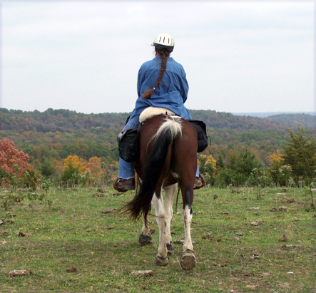 panther creek horseback