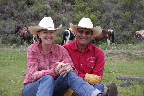 pat and rick binger spotted horse ranch
