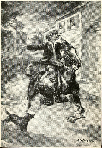 Paul Revere the torch bearer
