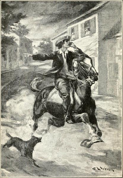 Paul Revere the torch bearer