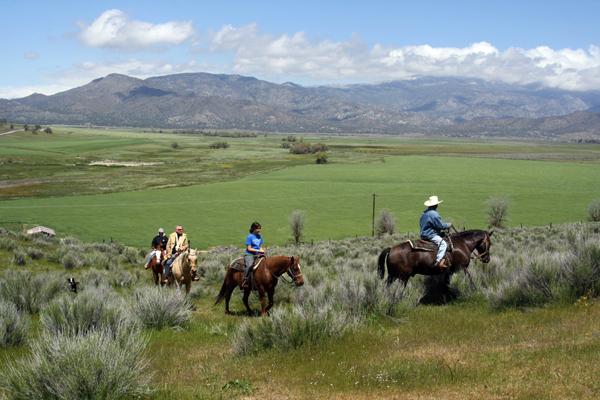 rankin ranch california horseback riding