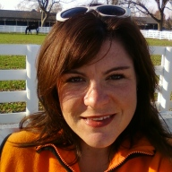 Equine specialist for mental health and learning Sara Crum