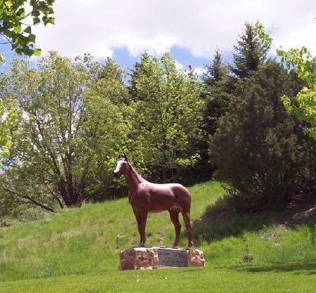 Sir Barton monument