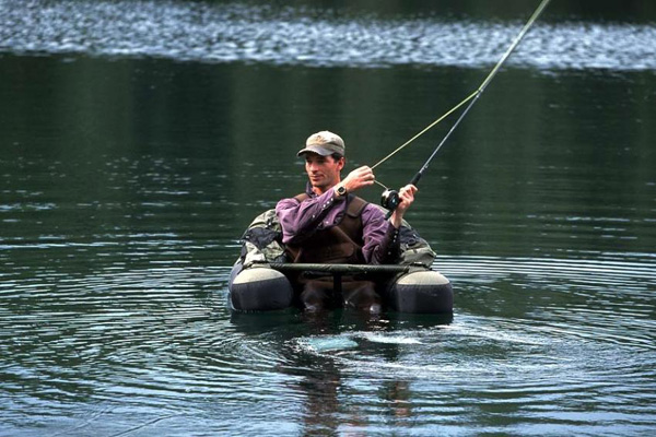 Siwash Lake Ranch fishing