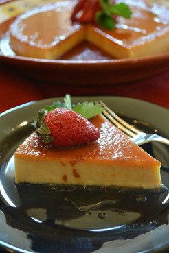 Dawn Harris Brown's Flan Aurora
